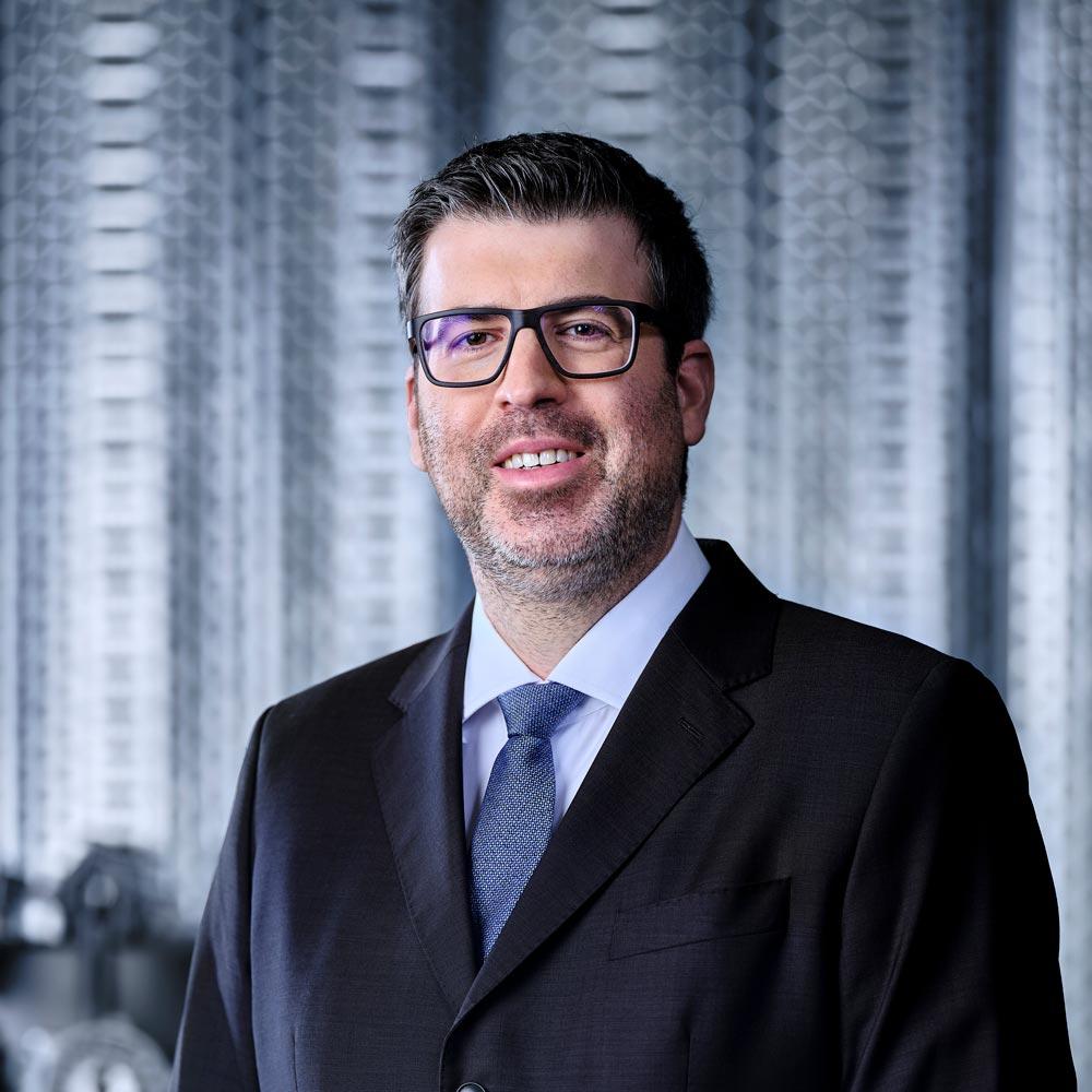 Georg Dambauer Geschäftsführer VMG Metall