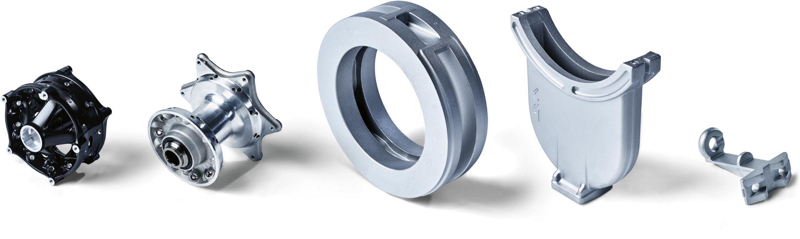 Produktübersicht VMG Metall Aluguss