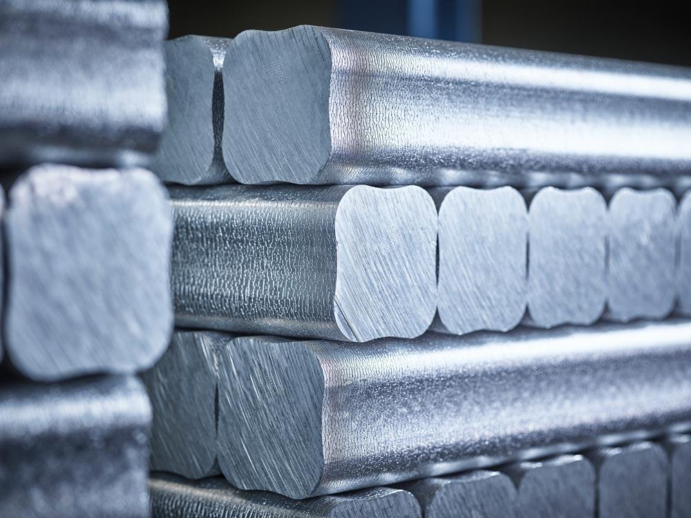 Aluminium aus Norwegen