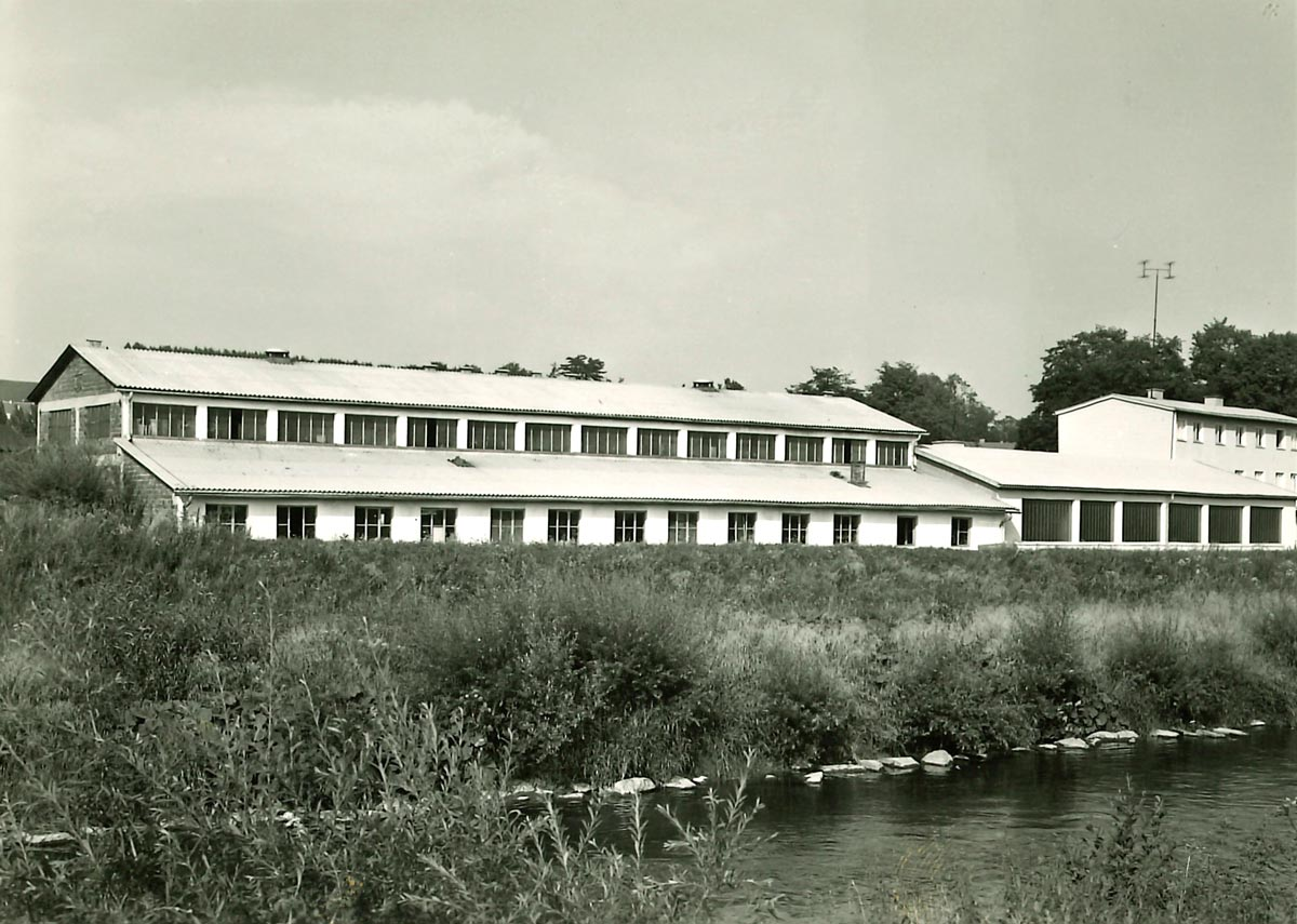 VMG Werksgebäude um 1960