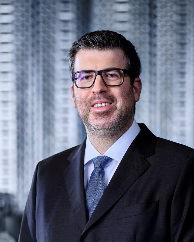 Georg Dambauer, Geschäftsführer