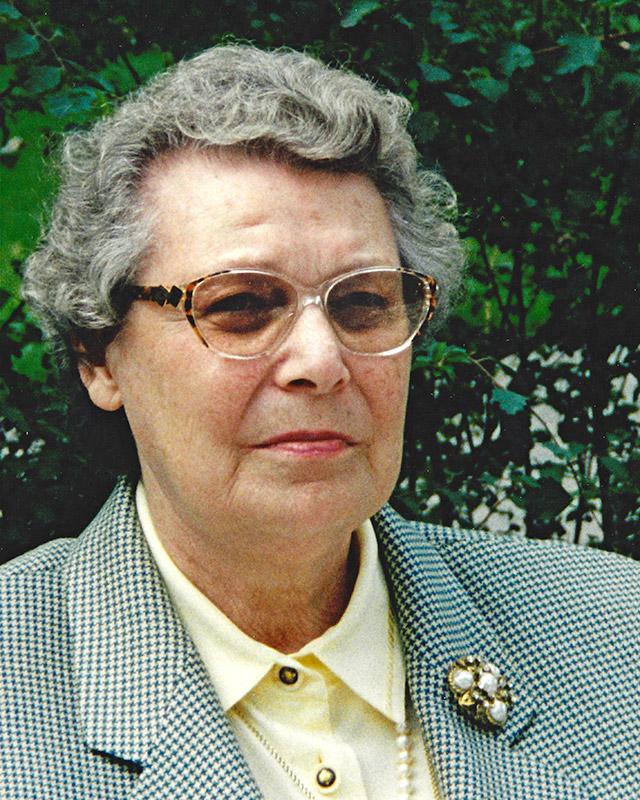 Margarete Dambauer